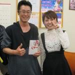 第4回ノーレートワンデー大会 優勝したキクチさん&松岡千晶プロ