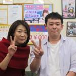 第5回ノーレートワンデー大会 赤司美奈子プロと優勝したワタナベさん