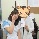 第6回ノーレートワンデー大会 白銀紗希プロと優勝したアキコさん☆その強さは圧巻でした☆